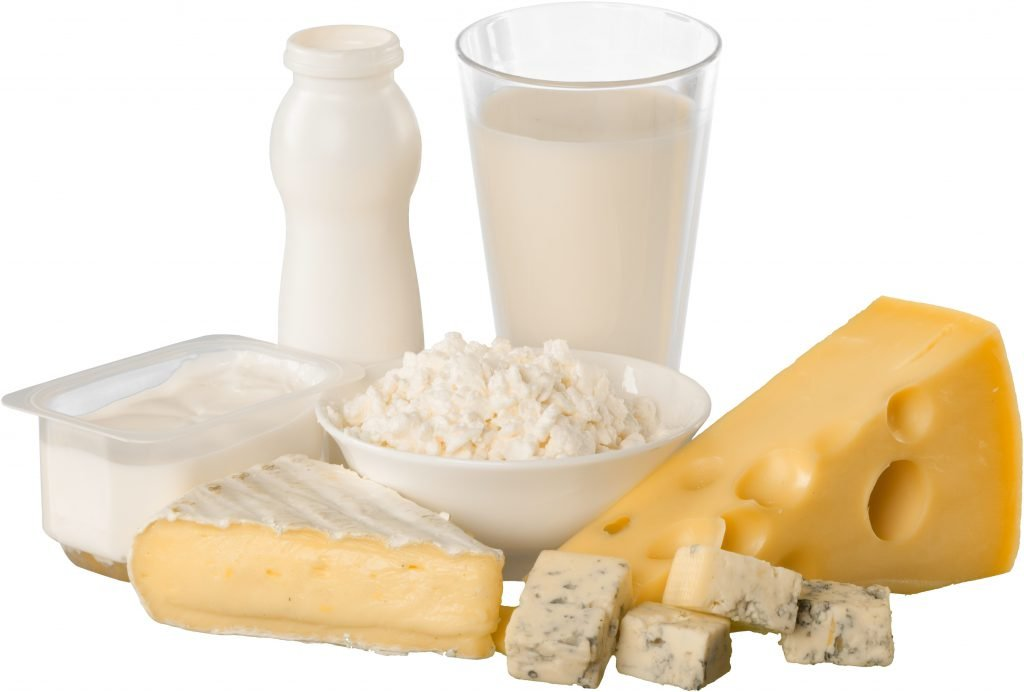 Expiry date exceeded? Milk products must not be disposed of