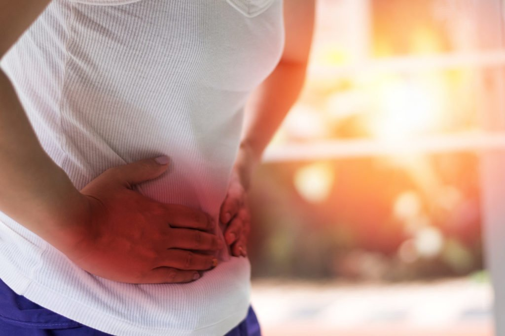 Recurring bloating: bloating indicate a cancer