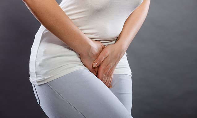 Light-up 'belt' that shines on the bladder could stop leaks