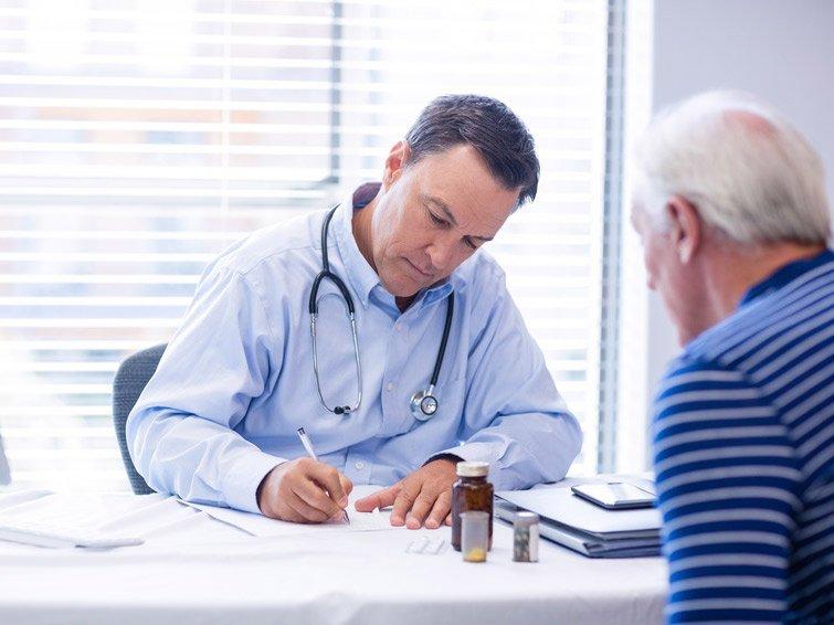 Less cancer deaths with regular PSA Tests
