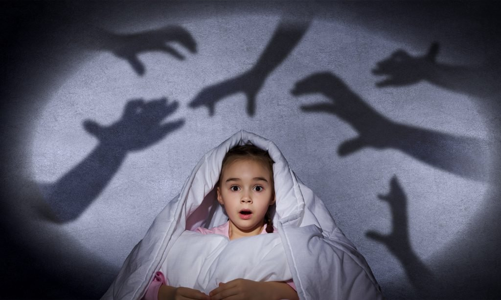 Night terrors: What to do if the child startles in the night screaming?