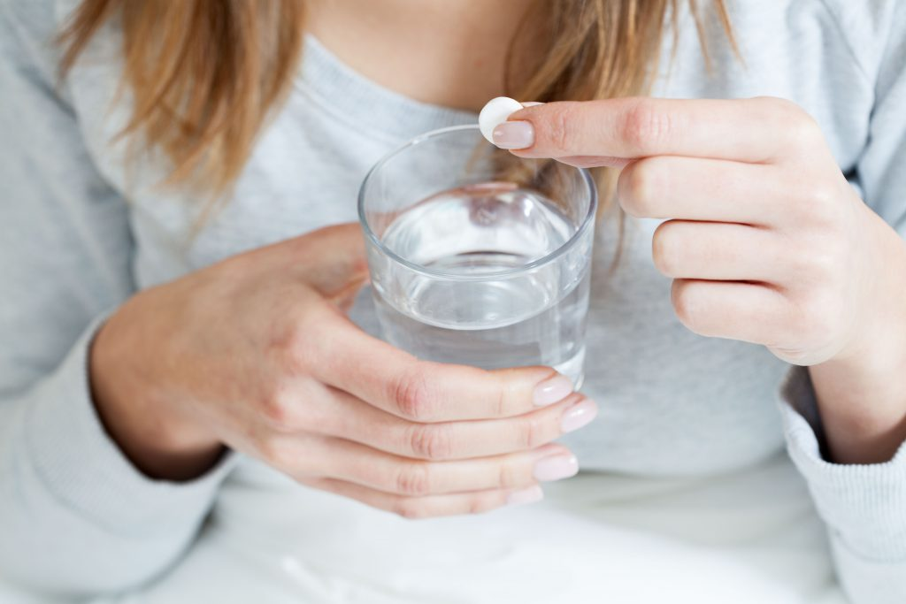 Studies: Aspirin and the risk of internal bleeding increases massively