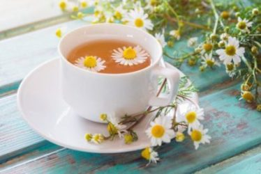 For high blood pressure: This well-known type of tea high lowers blood pressure values in a natural way