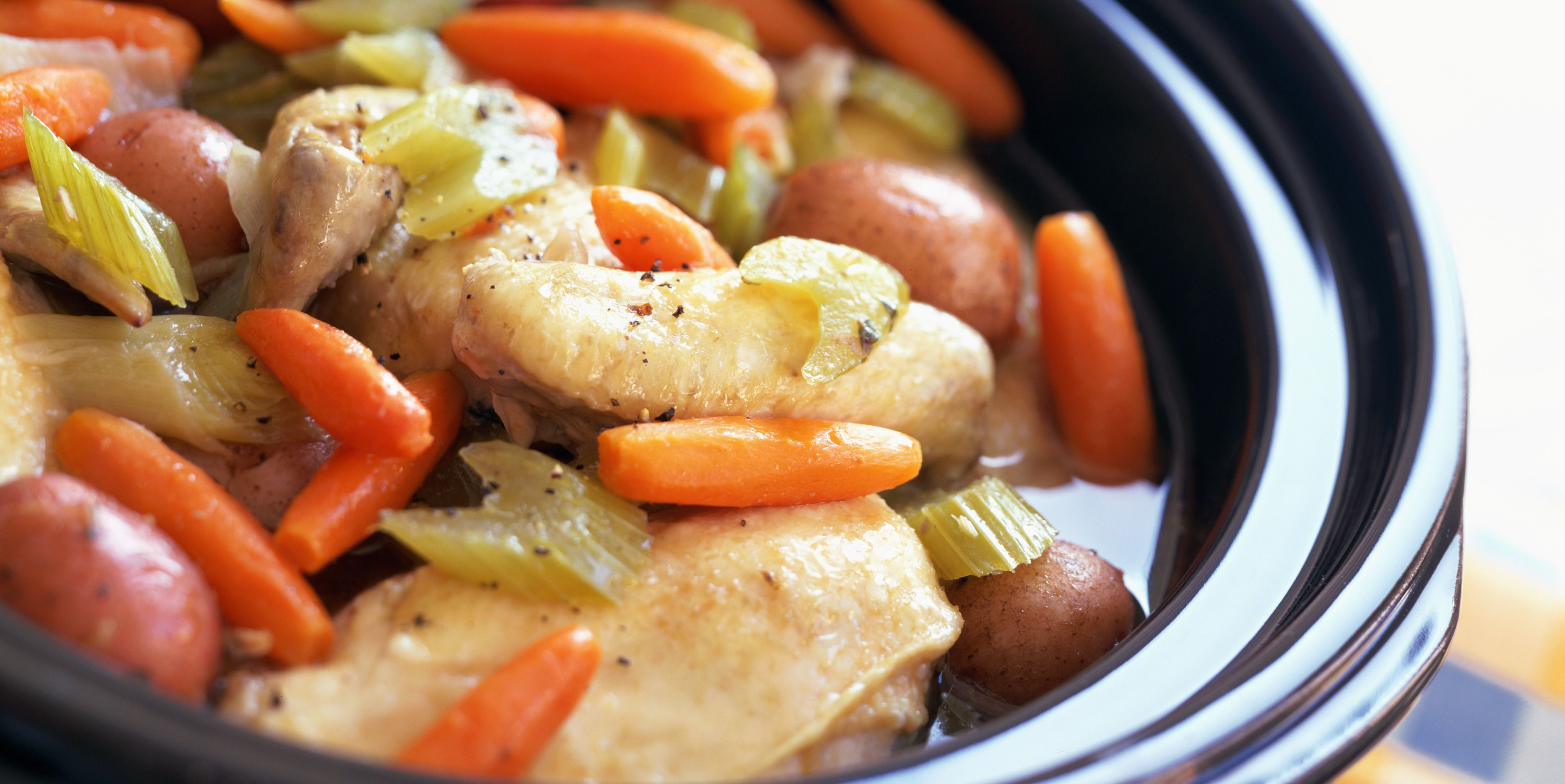 If You've Been Cooking Frozen Chicken In A CrockPot, I've Got Some Really Bad News For You