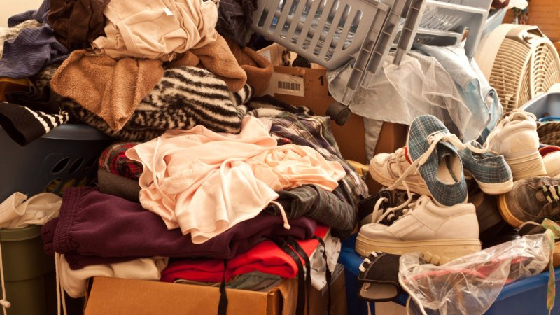 If you have a genuine hoarding problem, Marie Kondo will not help you