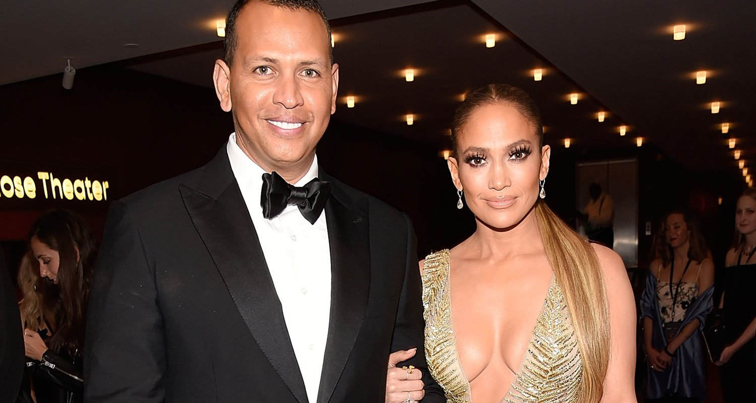 J.Lo And A-Rod Just Posted A Seriously Badass Workout Video