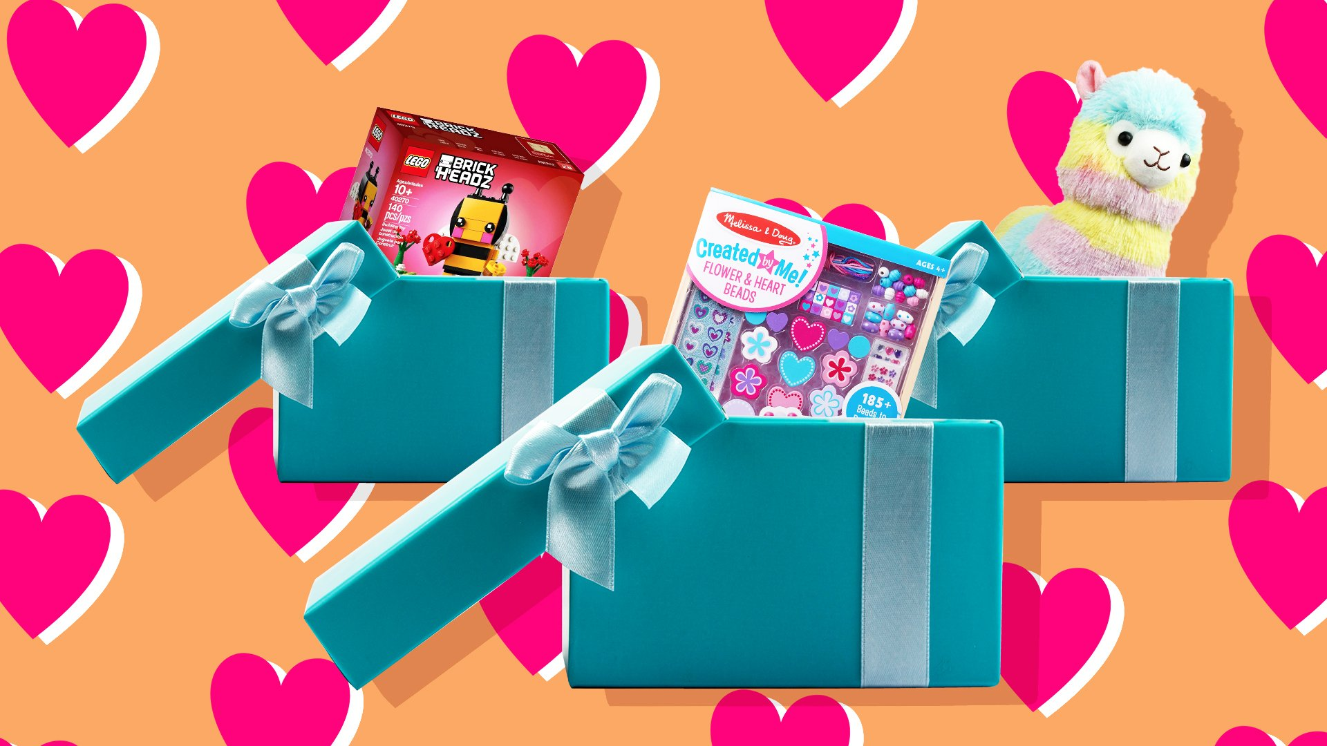 $20 Kids Valentine's Day Gifts That Only Look Pricey