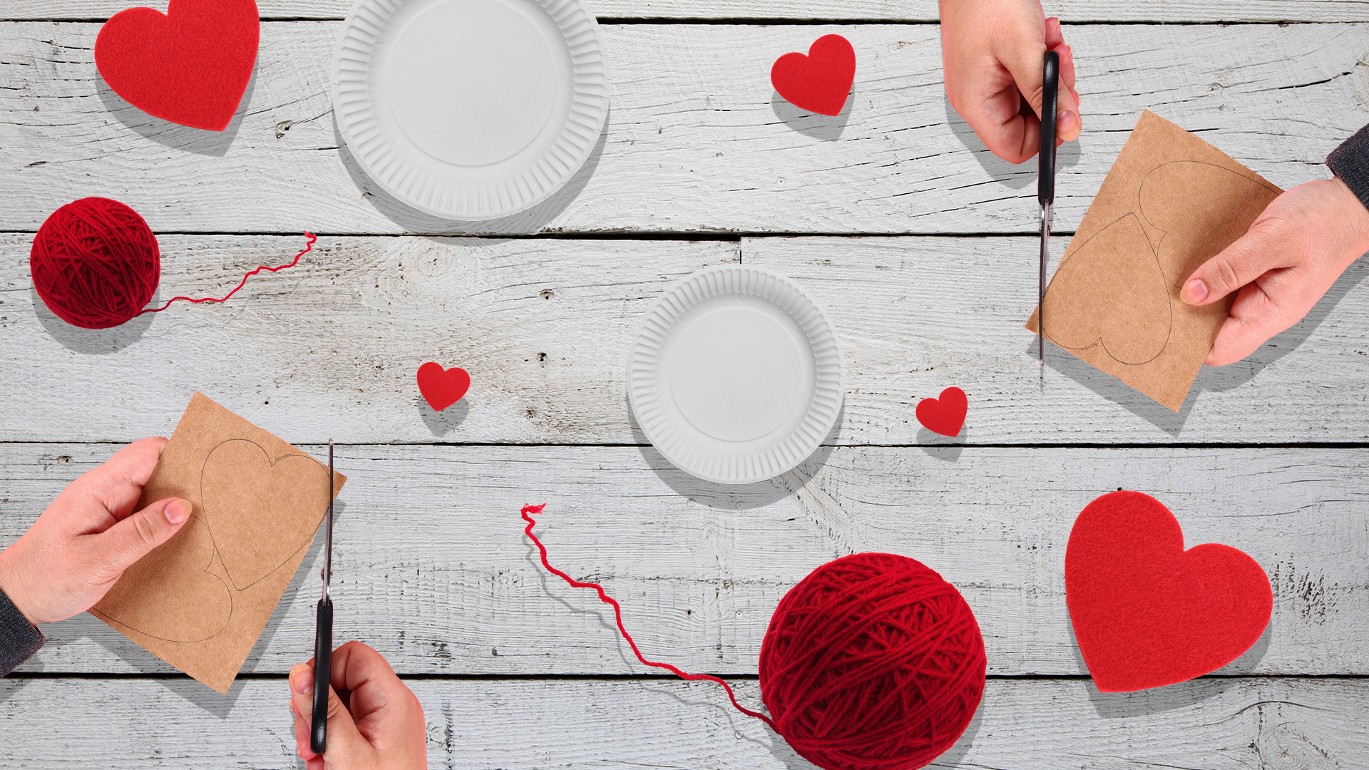 These Valentine's Day Kids Crafts Are Sure to Set Your Heart Aflutter