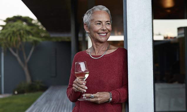 A glass of wine a night good for the elderly but not for anyone else