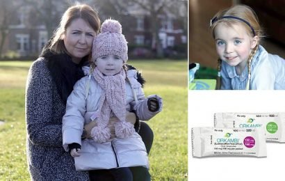 Cystic fibrosis sufferer may move to Scotland to get  a 'wonder drug'