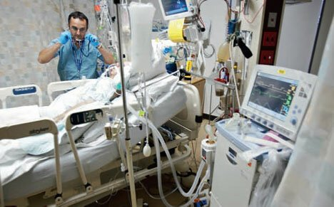 Computer simulators show how to reduce damage to lungs of children in intensive care