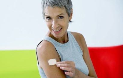 Menopause: Hormone patch instead of pills?