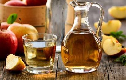 Diet: Apple cider vinegar as a natural Secret to weight loss