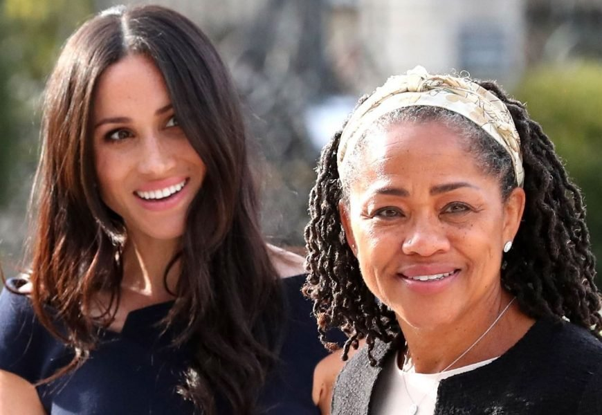 Best of Friends! Duchess Meghan's Sweetest Moments With Mom Doria Ragland