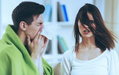 Wave of flu in the approach: Strong increase of Influenza virus activity