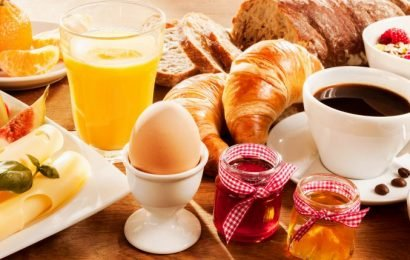 Diet researchers are: Breakfast waiver, the promote weight loss !