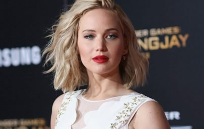 The At-Home Workout Jennifer Lawrence Swears By For Longer, Leaner Muscles