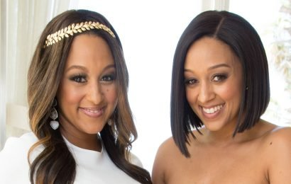 Uh, Tamera Mowry Just Shared A Video Drinking Her Sister Tia's Breast Milk