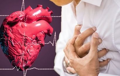 Heart disease: How to test your risk at home and lower the chance of getting heart disease
