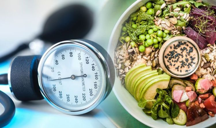 High blood pressure: Three potassium-rich foods to help lower your reading