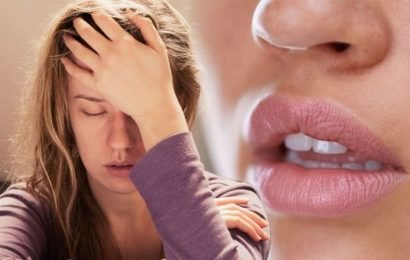 Vitamin B12 deficiency symptoms: Three signs in your mouth could signal a lack of B12