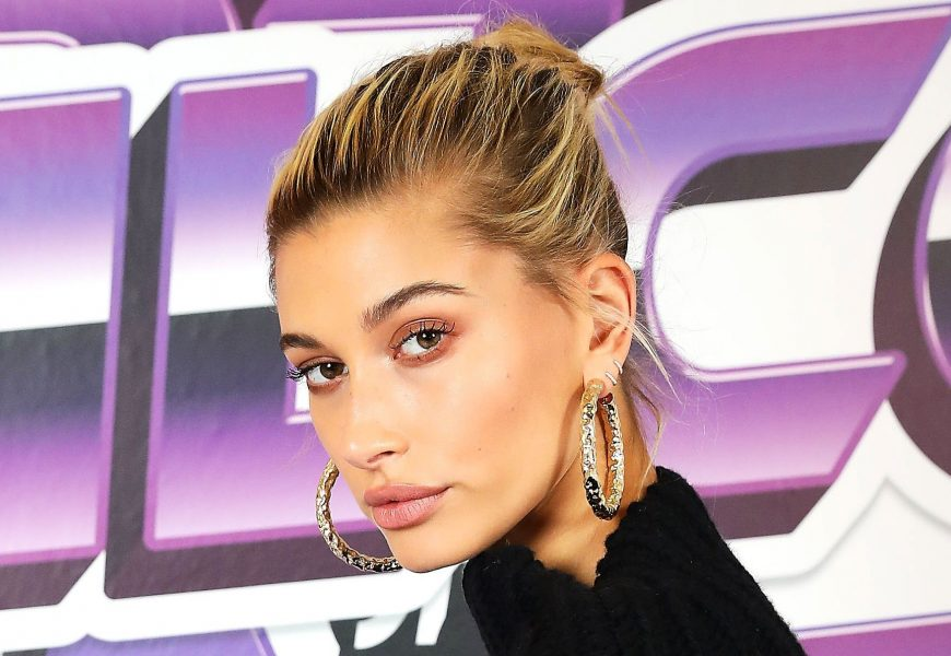 Hailey Baldwin Wants to Be 'Dripping in Sweat' After a Heated Workout Class