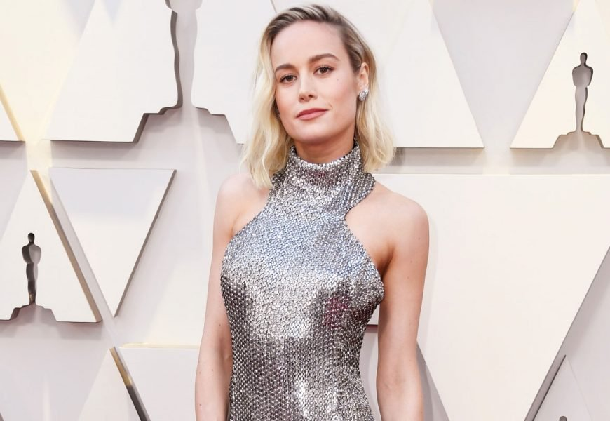 The Strength Workout That Helped 'Captain Marvel' Star Brie Larson Get THAT Body