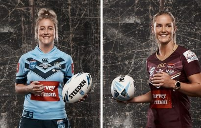 The Inspiring Mateship Behind State Of Origin Rivals Meg Ward And Talesha Quinn