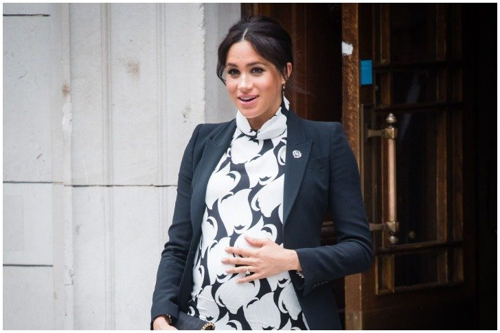 Royal Baby Diet – Meghan Markle