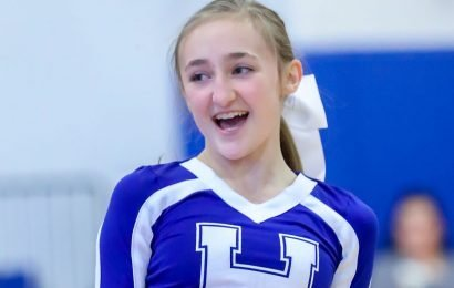 A Kentucky Cheerleader Died Of A Strep Infection During A Competition