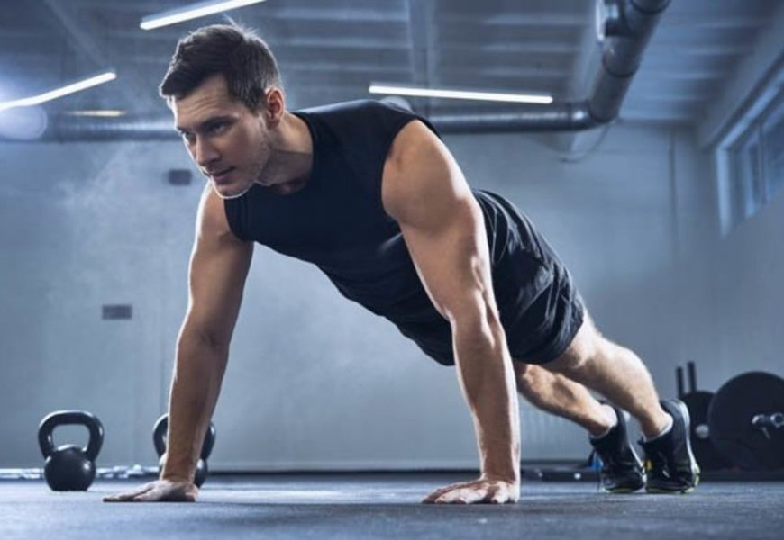 This 45-minute session will BURN 800 calories and use every muscle in the body