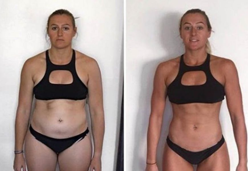 Woman sheds 12% body fat in EIGHT weeks with this programme: 'It is possible'