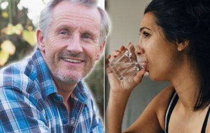 Dementia: How much water you should drink to lower your chances of the brain condition