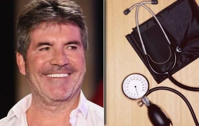 Simon Cowell health latest: BGT judge has low blood pressure – signs and symptoms revealed