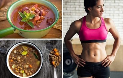 Meal prep for weight loss: Five healthy soups that are high in protein