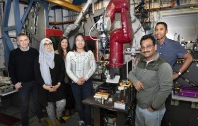Catalyst renders nerve agents harmless