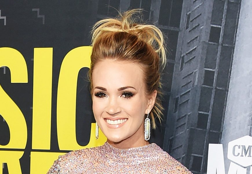 LOL! Carrie Underwood Reveals She Made This 'Rookie' Parenting Mistake