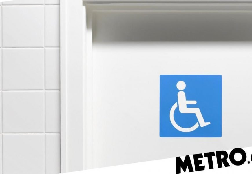 93% of people challenge anyone who doesn't 'look sick' for using disabled toilet