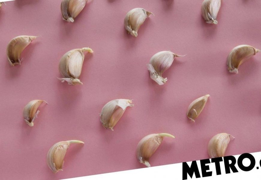 Don't put garlic gloves into your vagina to cure a yeast infection