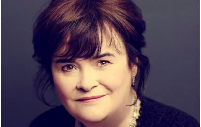 Susan Boyle Opens Up On How Asperger's Syndrome Affected Her Life
