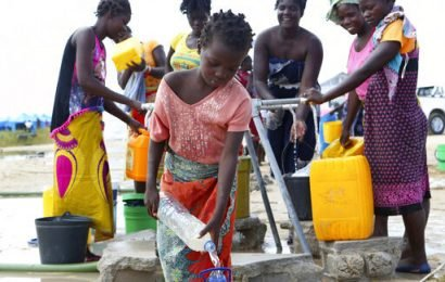 Cholera vaccination drive starts in Mozambique after cyclone