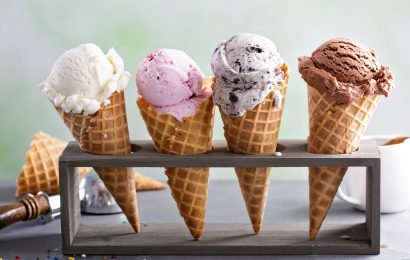 Here's How to Get Free Ice Cream at Ben & Jerry's Today