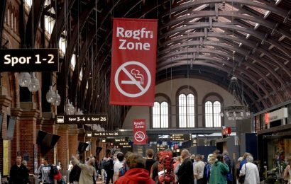 Denmark prohibits employees from Smoking – even in the break