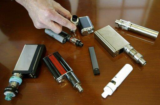 US investigates seizure risk with electronic cigarettes