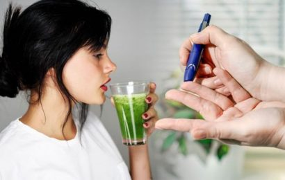 Type 2 diabetes: The green vegetable juice proven to regulate blood sugar levels