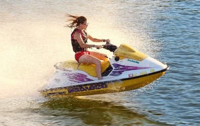 Woman, 25, needed vulva surgery after landing on her jet ski handlebar