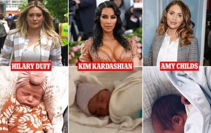 Charity accuses celebrity mothers of promoting unsafe baby sleep