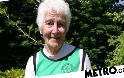80-year-old grandma is still playing netball and has no plans to stop playing