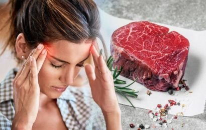 Vitamin B12 deficiency symptoms: Six hidden signs you need more B12 foods or treatment
