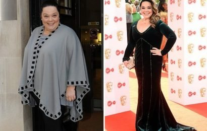 Lisa Riley weight loss: Emmerdale star reveals how she banished bingo wings